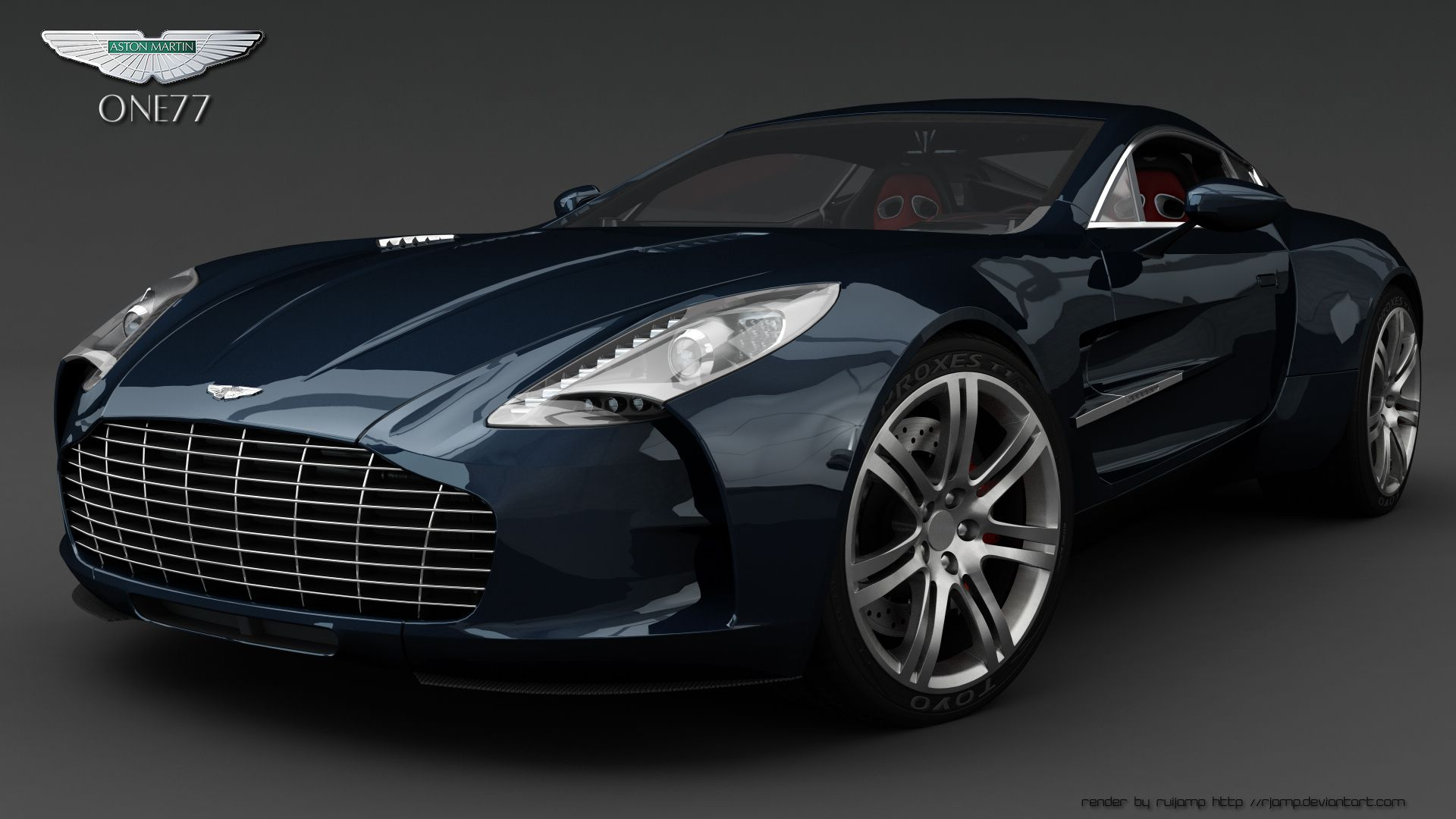 Aston Martin for World's Sexiest Car