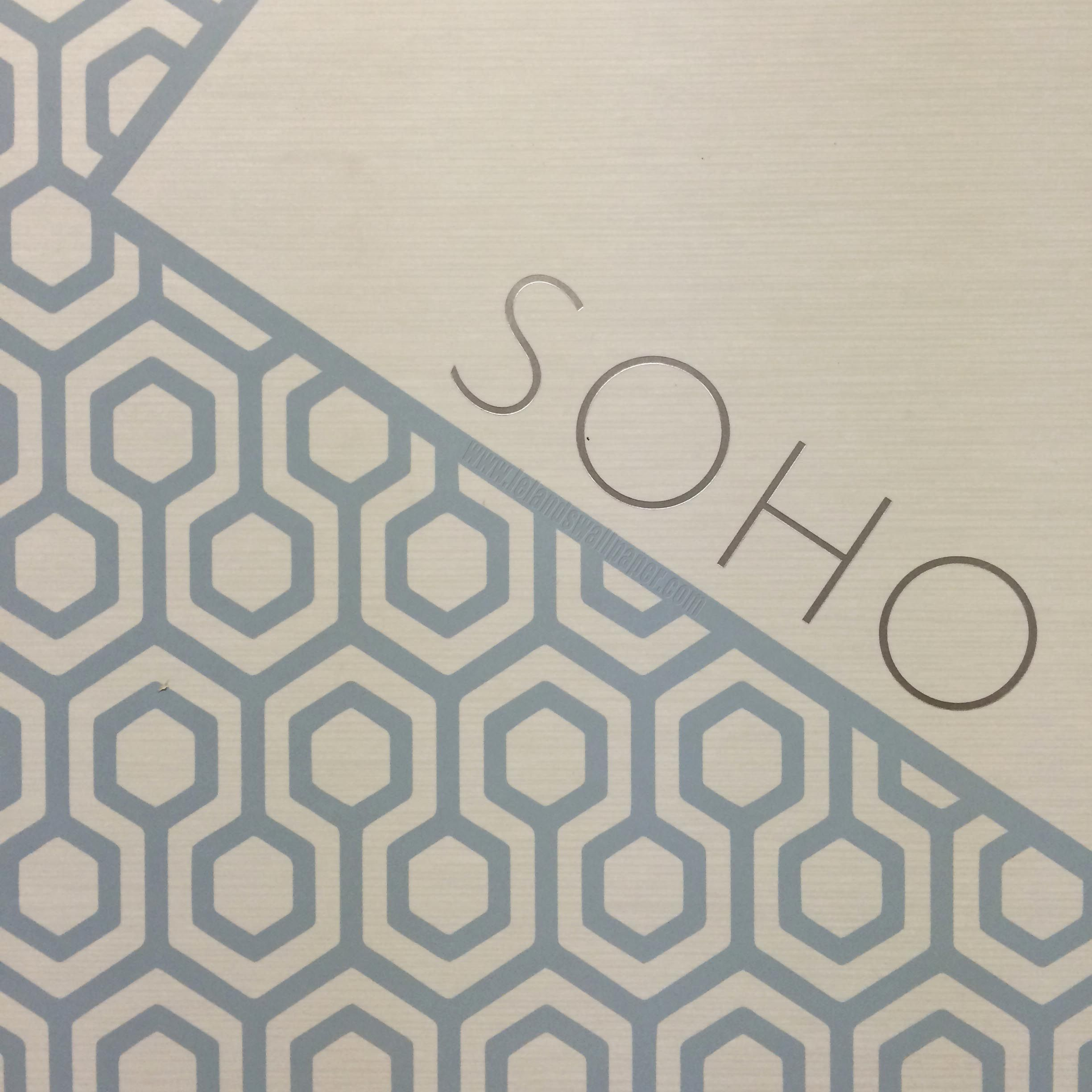 Honey Comb Wallpaper Designs Soho By Wallquest At Http
