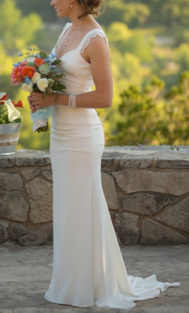 Nicole Miller Alexis wedding dress currently for sale at 46% off retail. f957eb6134f3
