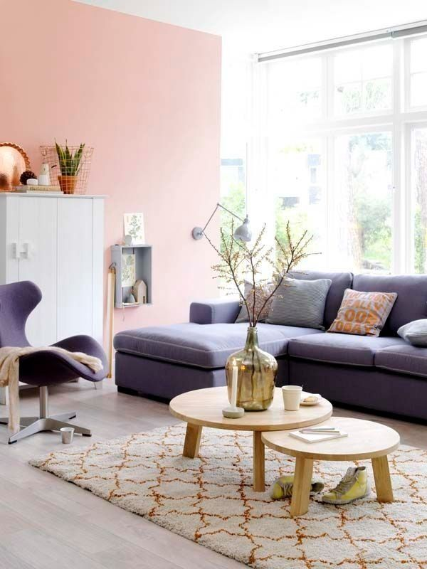 How To Decorate With Blush Pink Light Pink Room Gallery Decoholic Pink Living Room Blush Living Room Decor Pink Living Room Walls