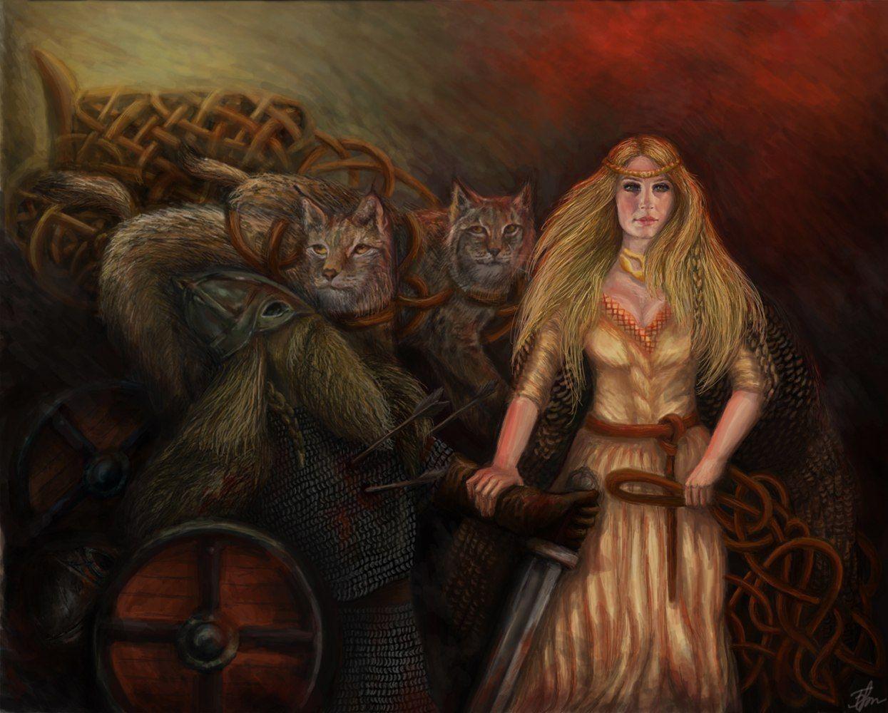 новом окне фото и рисунки богини фрейи продаже отличный таунхаус
