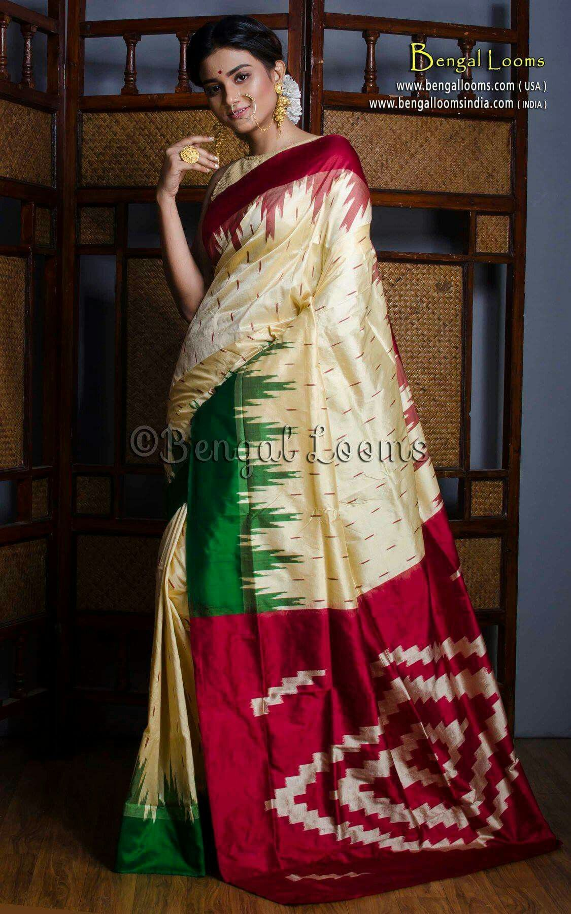 Pin by Almeena on Saree's Sari, Saree, Bengal