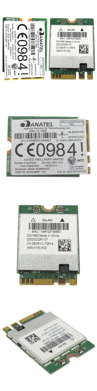 Interface Add-On Cards 182088: Broadcom Bcm94352z Dw1560