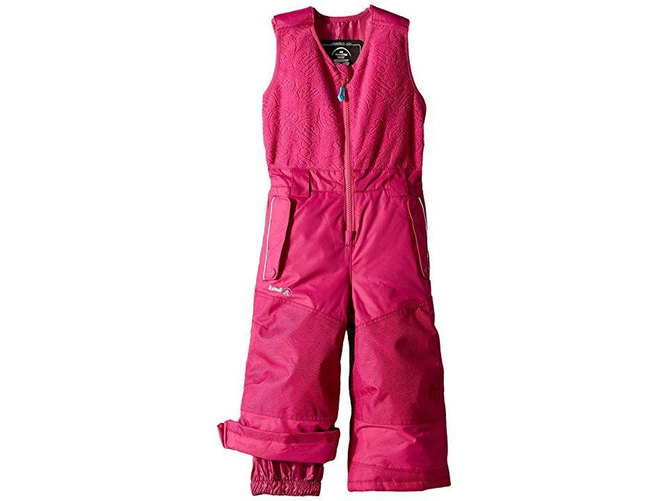 5 Teal Kamik Winter Apparel Little Kids Winkie Insulated Bib Pant