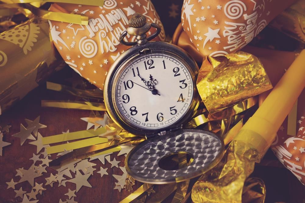 New Year 2018 Best Countdown Images New year's eve