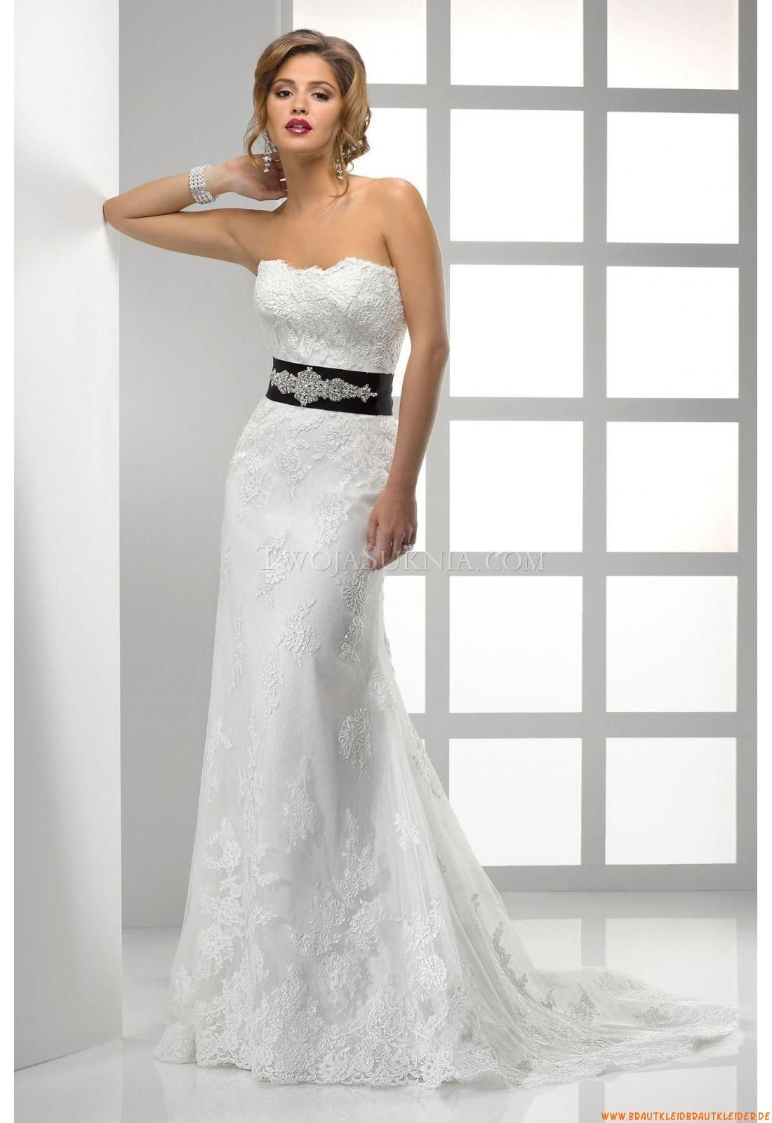 Tiefe Taille Designer Brautkleider | Hochzeit | Pinterest ...