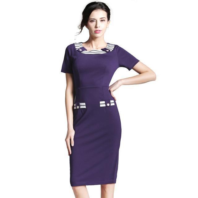 23d3f59a6fafe Ravishing Vintage Style Pencil Dress | Products | Dresses, European ...