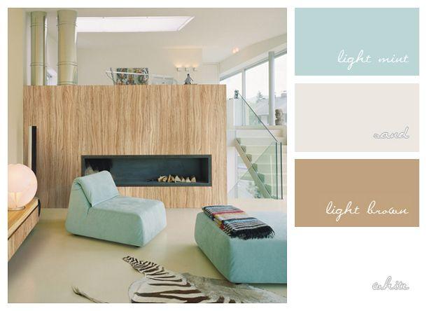 Die Farbpalette   Pastell · Wandgestaltung WohnzimmerSchwarz ...