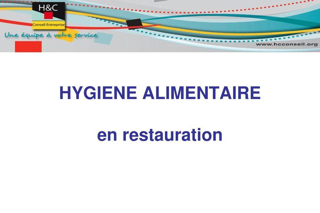 Hygiene Alimentaire En Restauration Ppt Telecharger Hygiene Alimentaire Hygiene Alimentaire
