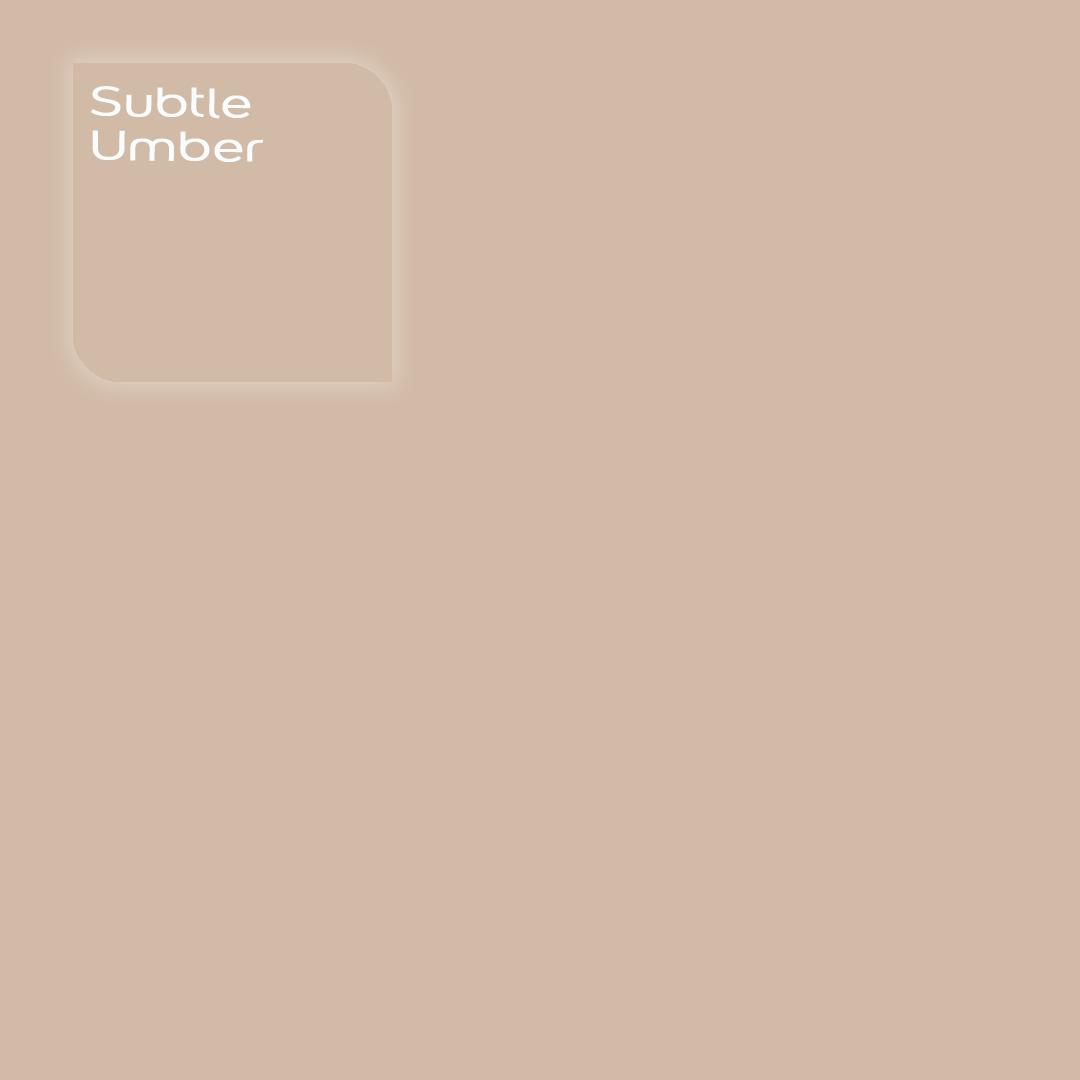 Photo of Pure by Flexa Colour Lab® kleur: Subtle Umber. Verkrijgbaar in verfspeciaalzake…