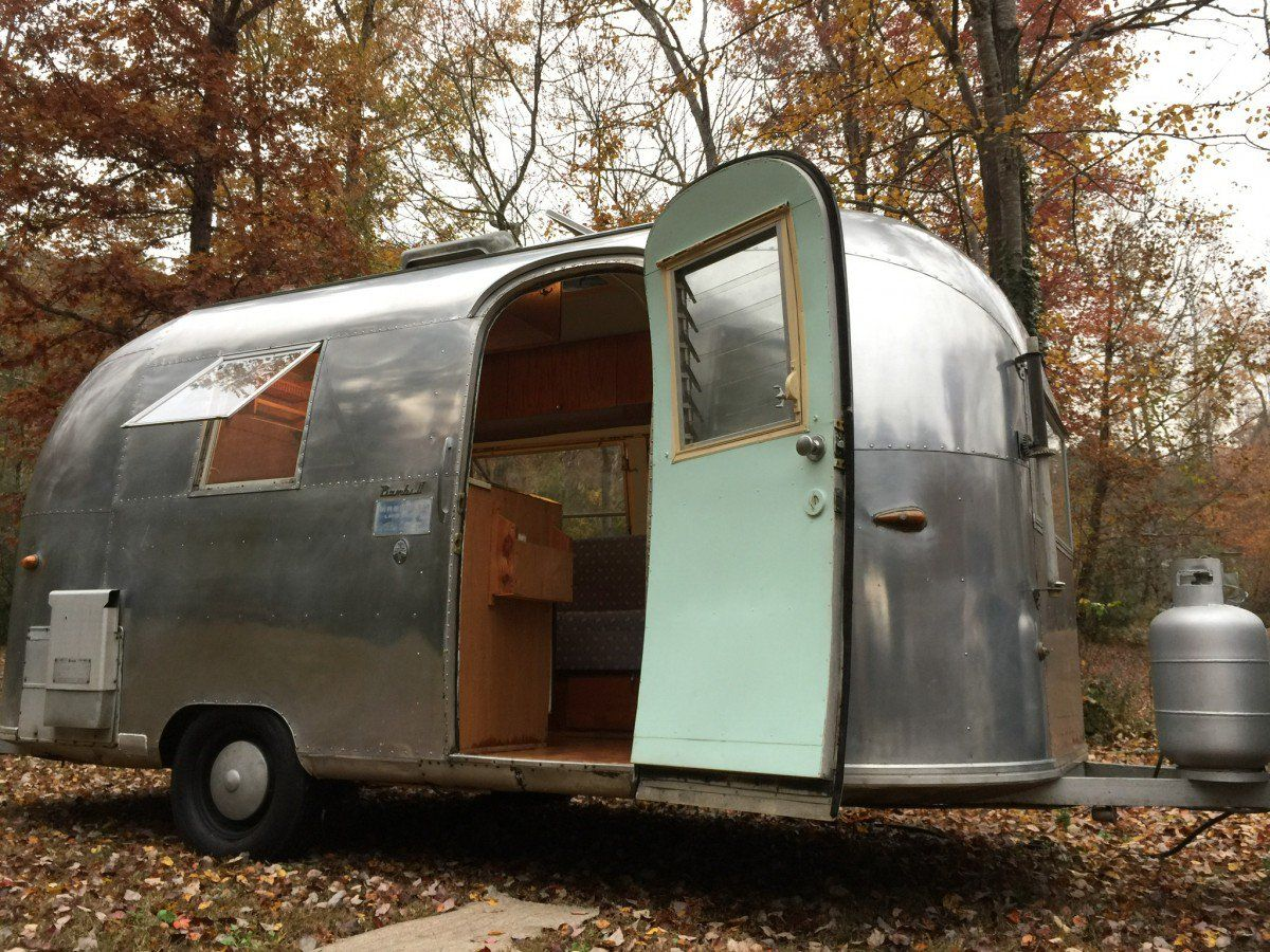 The new Airstream Base Camp travel trailer from Airstream