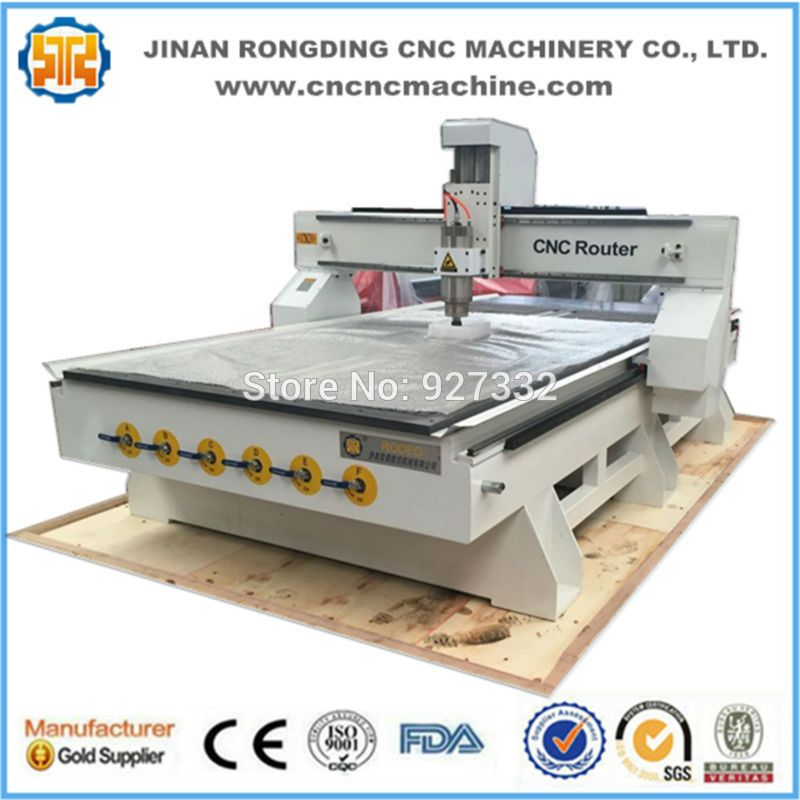 Heavy Duty Body Cnc Wood Router Cnc Router 1325 Cnc Woodworking