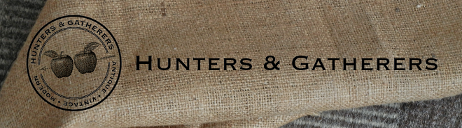 Hunters & Gatherers at Home