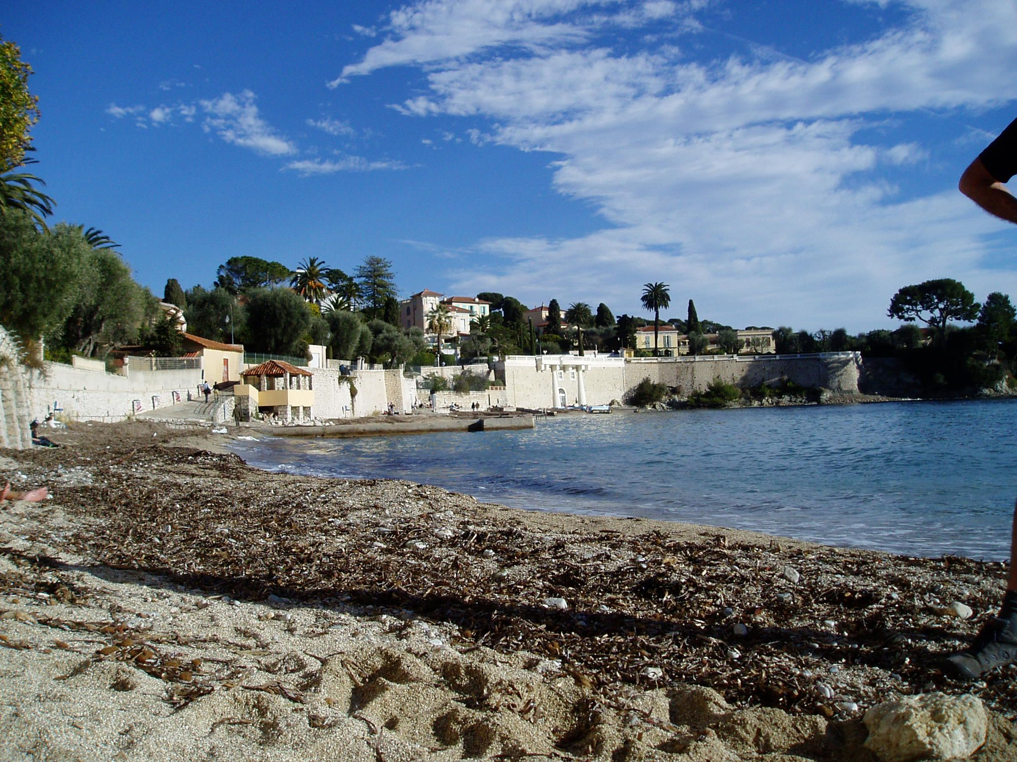 Beaulieu, Cote d'Azur, cute little beach where I want to have my ashes scattered!