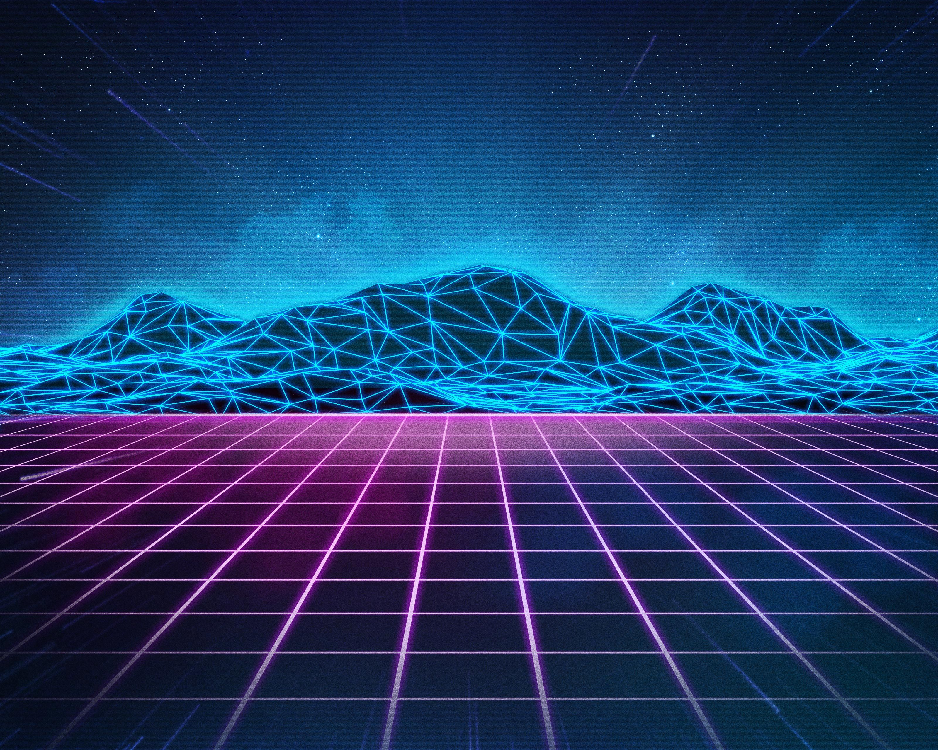 Rad Pack 80 S Themed Hd Wallpapers A Nate Wren A Graphic