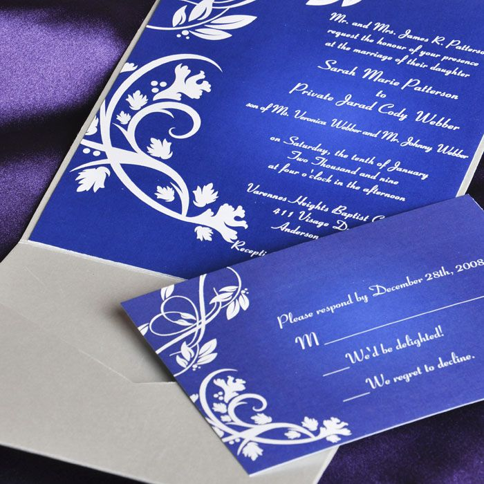 Classice royal blue wines pocket wedding invitations iwps068 classice royal blue wines pocket wedding invitations iwps068 filmwisefo Gallery