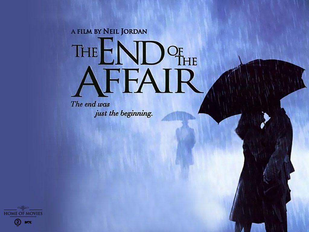 The End Of The Affair Music Book The Rain Movie