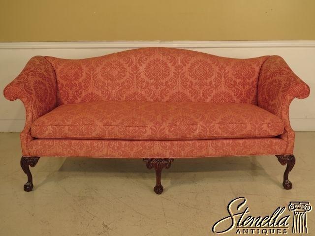 Marvelous 28427E Southwood Ball Claw Chippendale Mahogany Camelback Inzonedesignstudio Interior Chair Design Inzonedesignstudiocom
