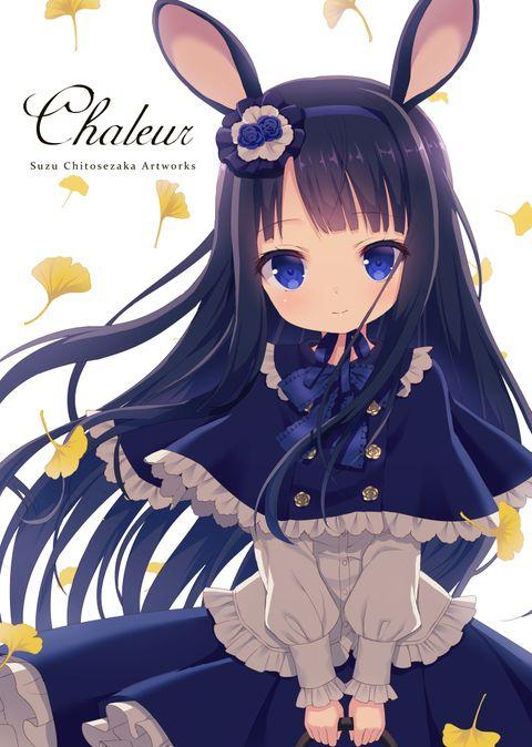 コミティア新刊 chaleur 芸術的アニメ少女 可愛いアニメガール アニメの動物