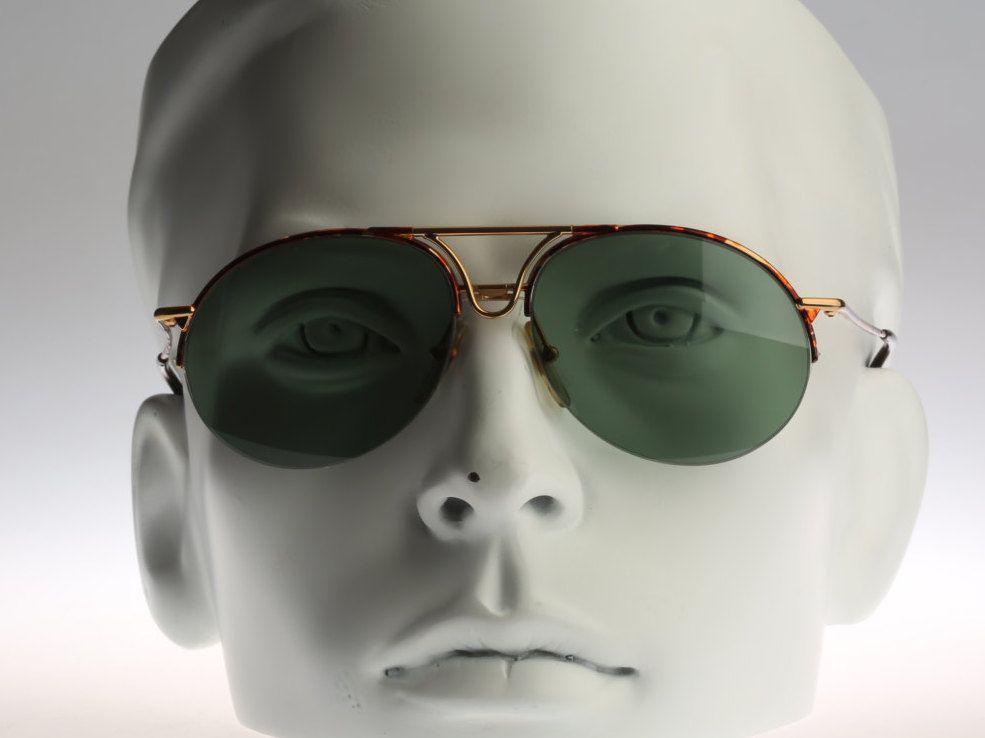 0341773a253 Porsche Design By Carrera 5669   Vintage sunglasses   NOS   80 s aviator  eyewear by CarettaVintage on Etsy