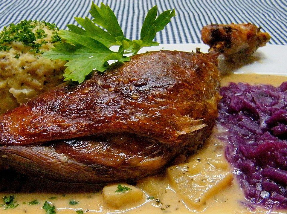 Photo of Braised duck legs from usarobert | chef