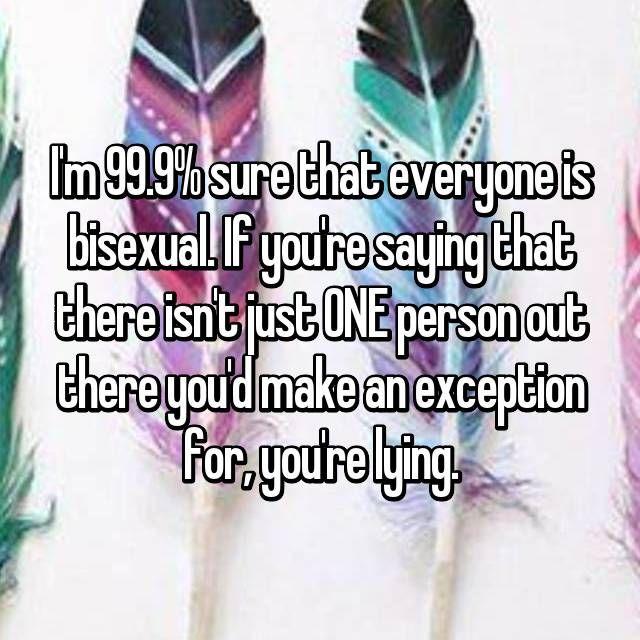 Everyone is bisexual photos 184