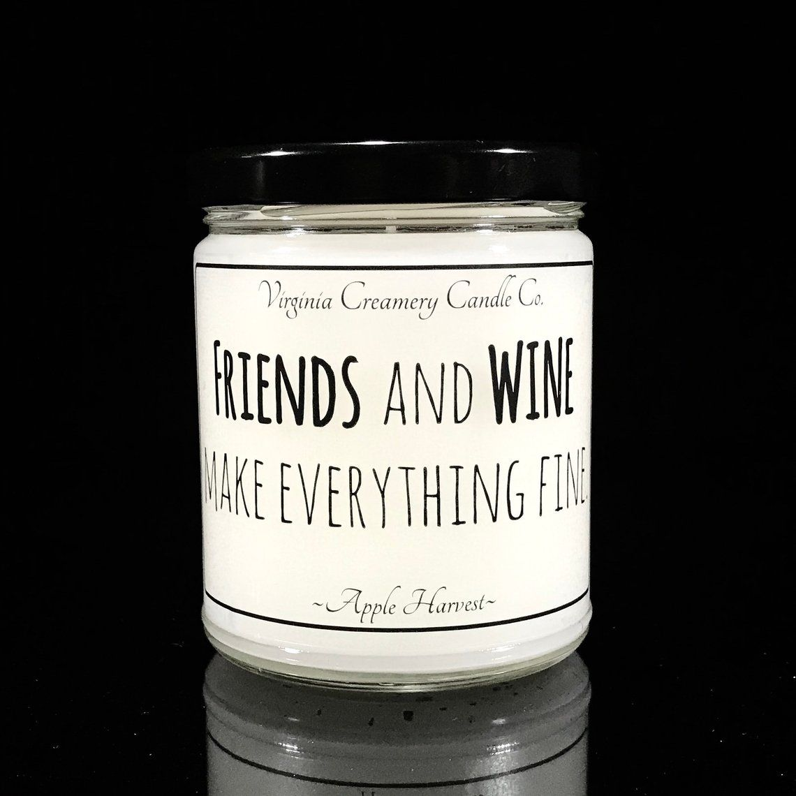 Best friend gift soy good friends candle good friend gift