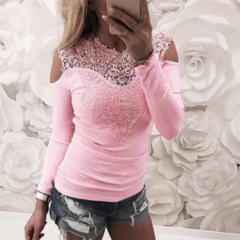 ec4007ca023 US Women s Sexy Summer Off Shoulder Tops Casual Party Shirt Cotton Denim  Blouse  fashion  clothing  shoes  accessories  womensclothing  tops (ebay  link)