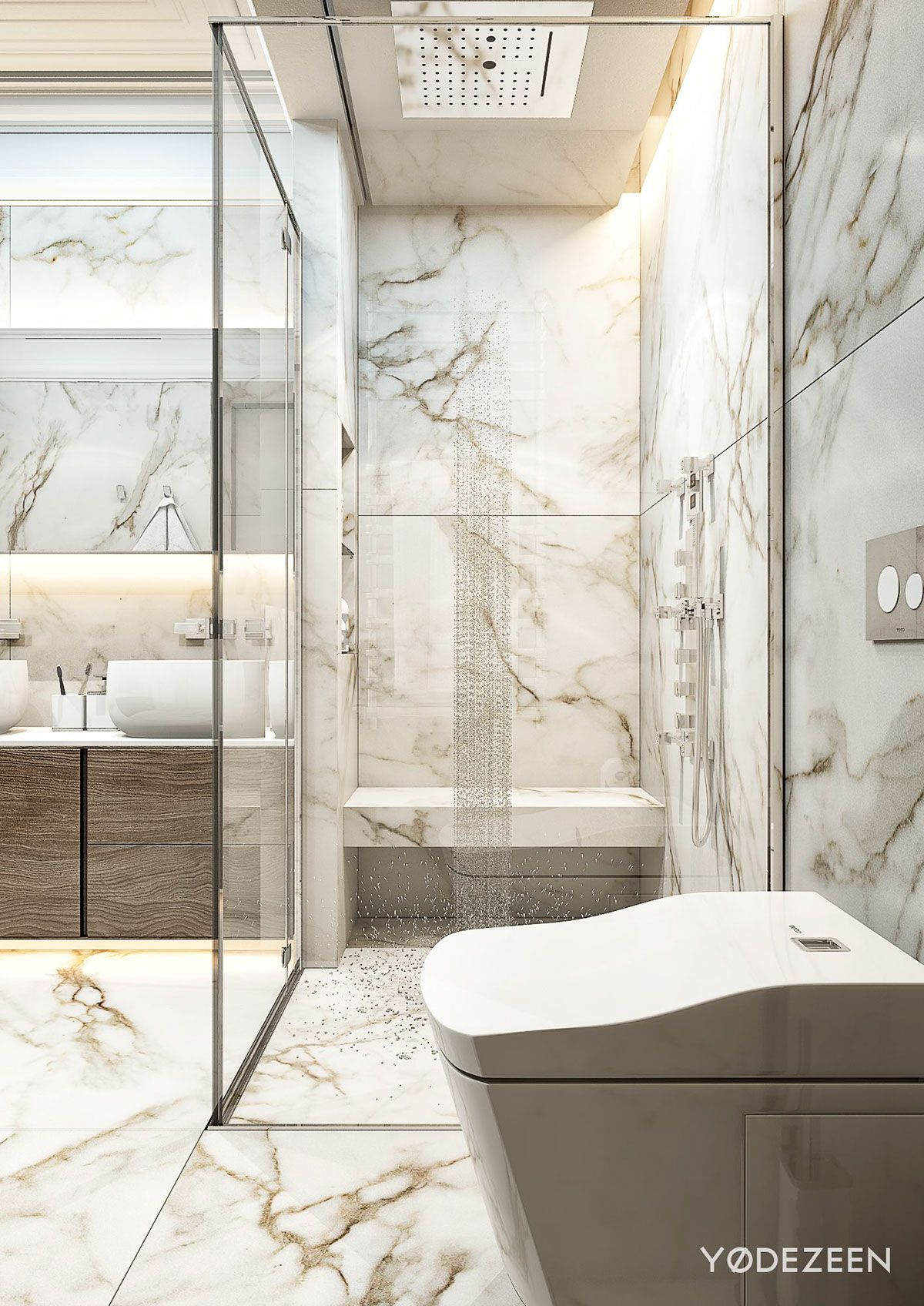 Luxury Bathroom Ideas that will open up your horizons as to how ...