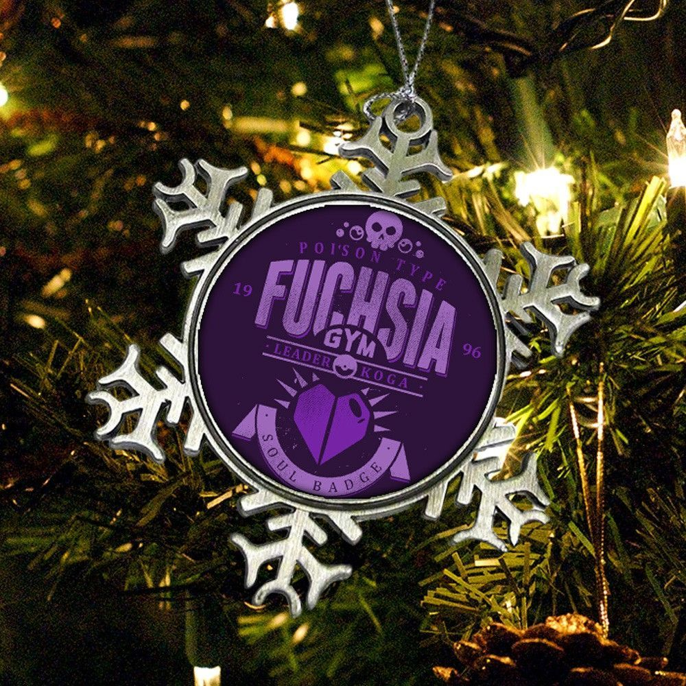 Elegant Gym Christmas ornaments