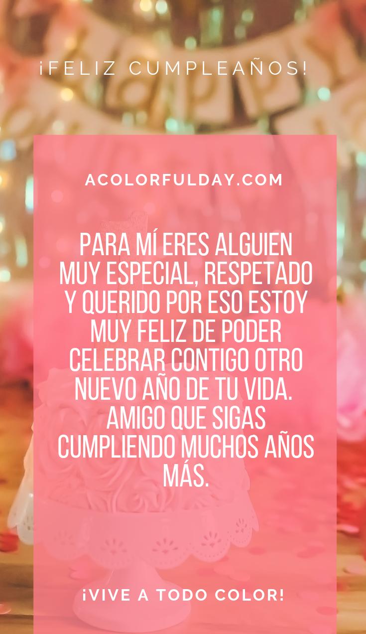 55 Frases De Feliz Cumpleaños O Cumpleaños Feliz Feliz