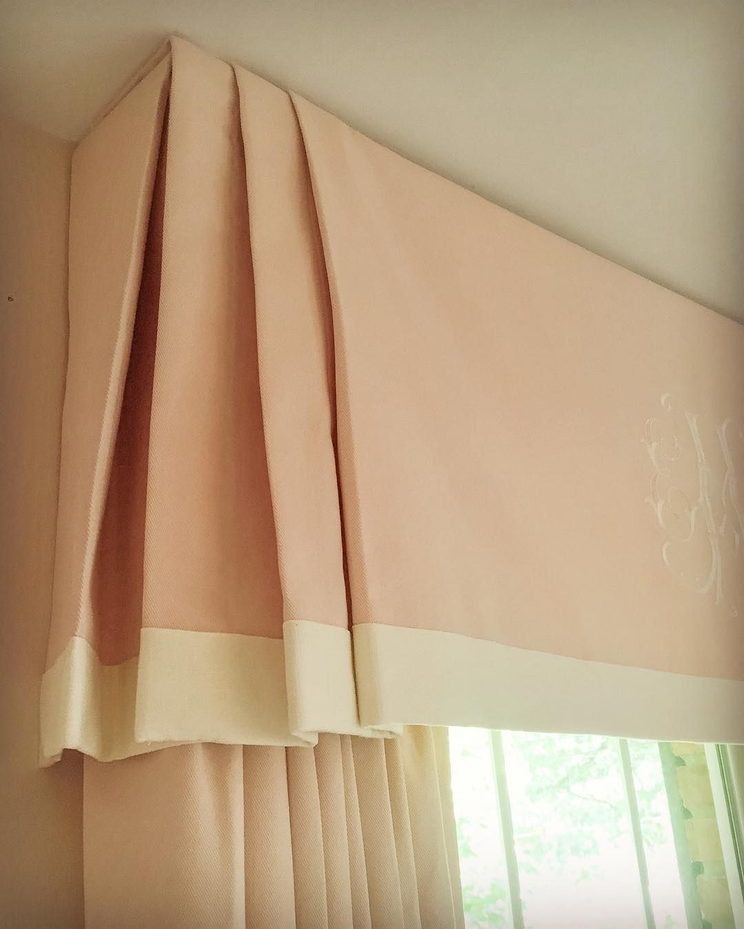 Drapery Detail From Our Greenville Sc