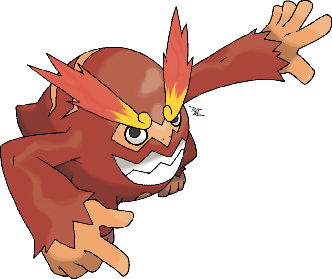 My Artwork For Darmanitan The Second Version I Wasnt Pleased With Old So Decided To Work On A