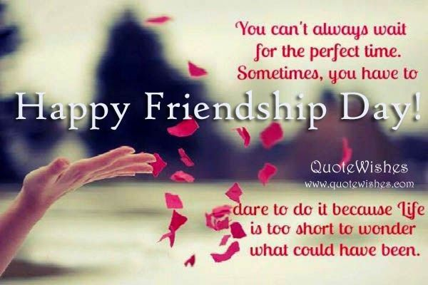 Happy Friendship Day Slogans Quotes In English ...
