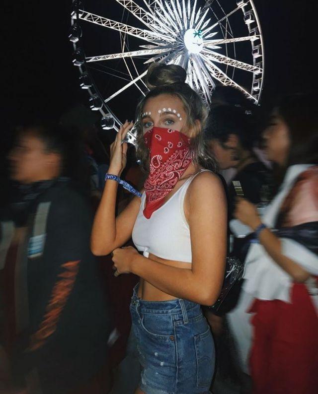 Emma Chamberlain Coachella Music Festival Outfits Coachella Outfit Festival Outfits
