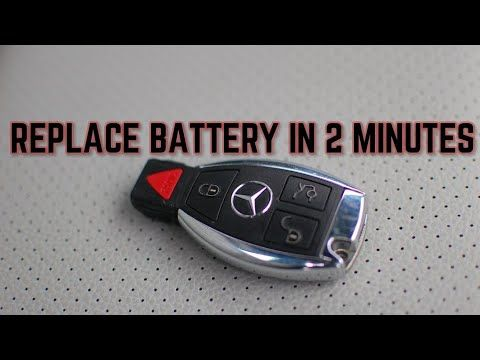 Mercedes Benz Key Fob Battery Change How To Diy Learning Tutorials Http Strictlyforeign Biz Index Html Benz Smart Mercedes Benz Benz