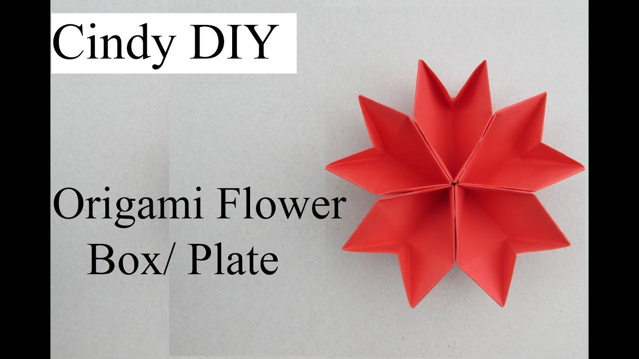 Easy Paper Flower Paper Flower Making Paper Flower Origami Paper