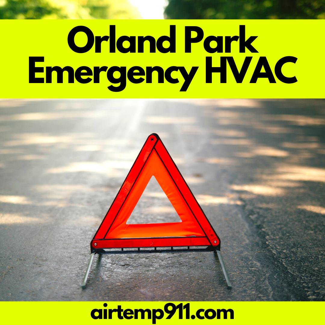 Orland Park Emergency HVAC in 2020 Orland park, Hvac