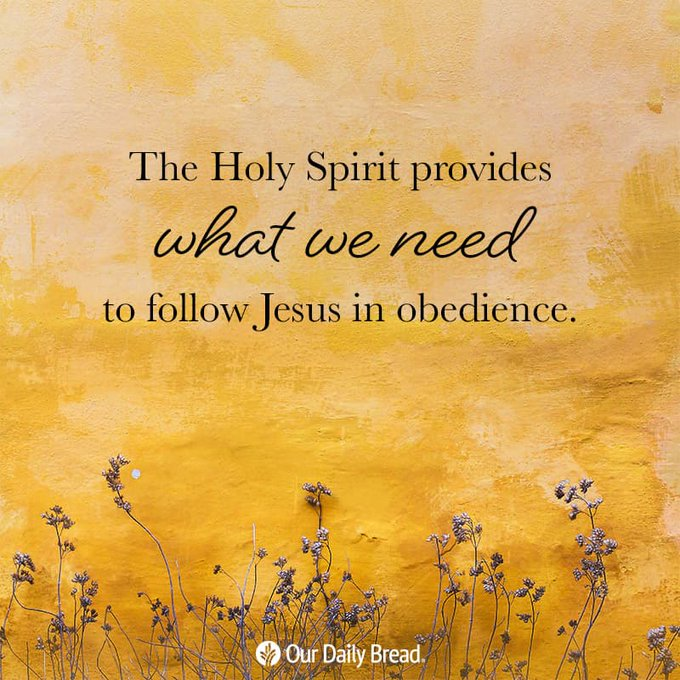 Our Daily Bread on Twitter