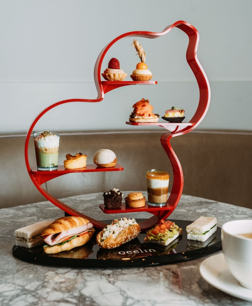 Best Afternoon Tea Colette Grand Cafe Holt Renfrew Yorkdale Mall Bloor St For An Instagrammable Afternoon The Parisian Inspired Patisserie Tuc
