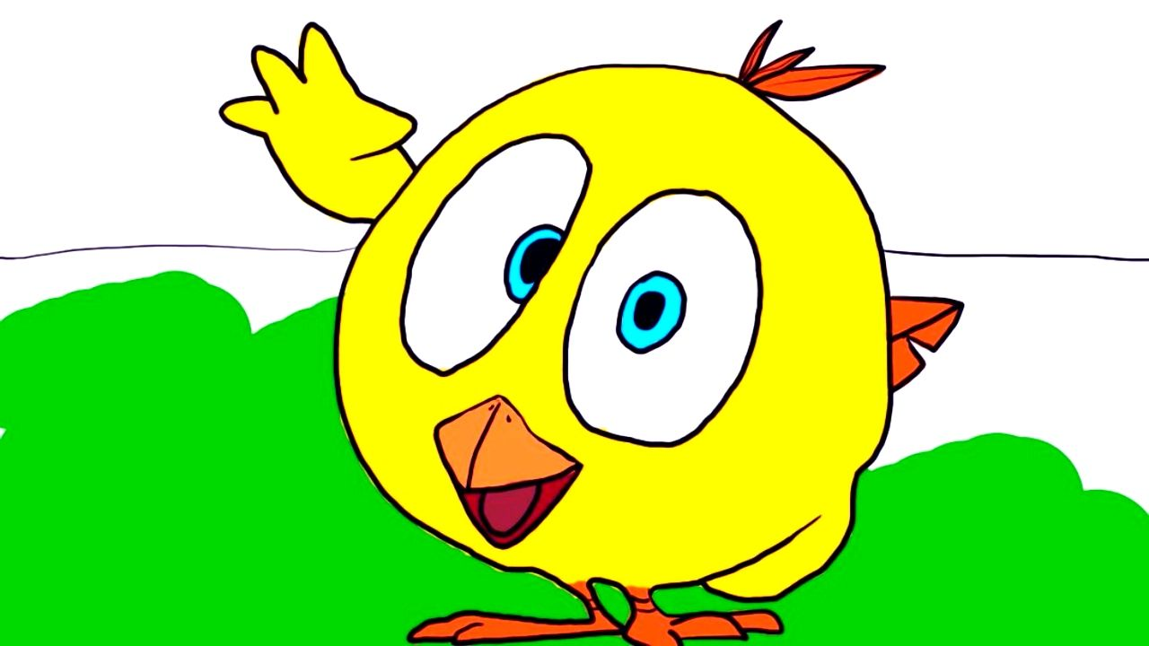 Where is Chicky Coloring Page | How to draw Chicky | Chicky Françai ...