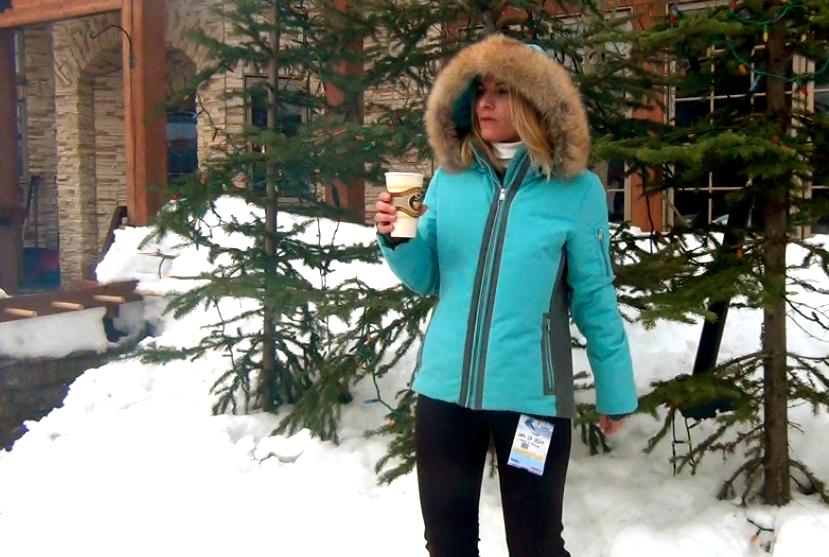 f1f02677395a Fera fitted ski pants perfect for curvy women. Sea foam jacket super warm