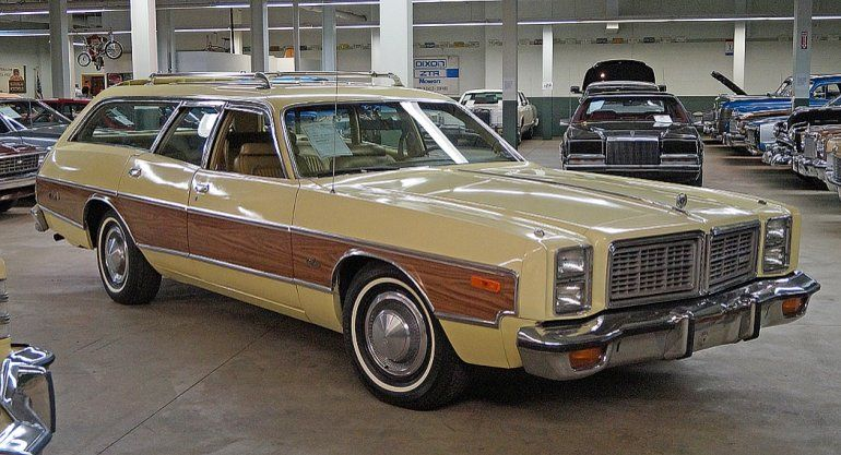 1977 Dodge Monaco Brougham Crestwood