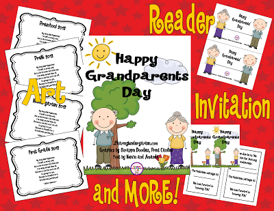The Old And The New Sharing Kindergarten Grandparents Day Kindergarten Activities Grandparents Day Activities
