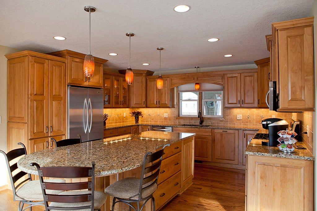 Captivating Kitchen Design