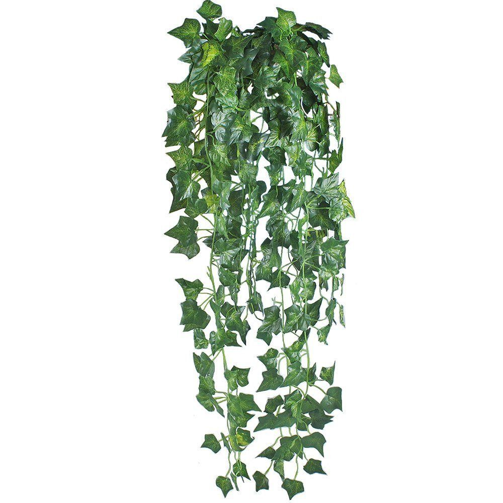 Gtidea feet pcs artificial english ivy leaves greenery garland