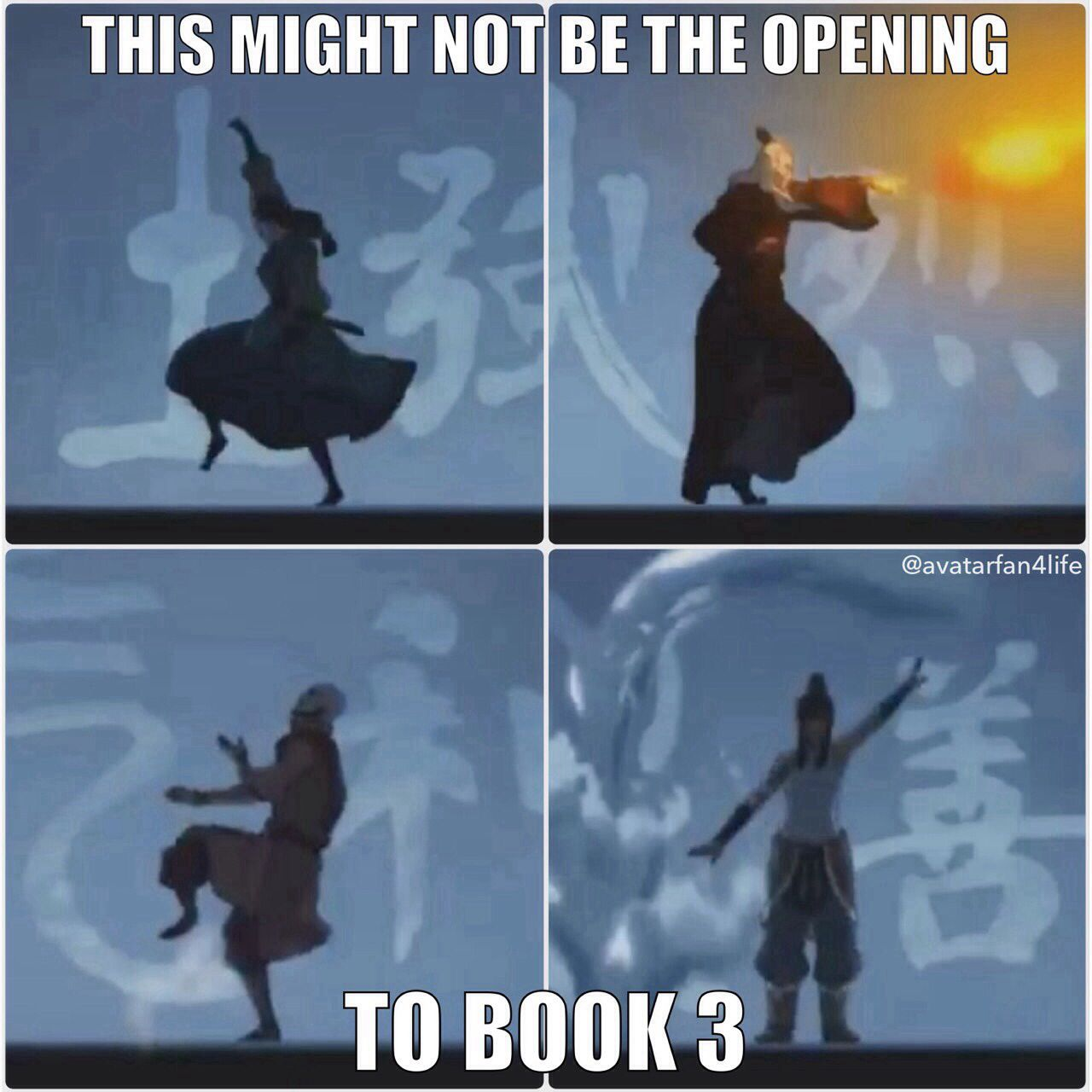 The Legend of Korra/ Avatar the Last Airbender: what will my life come to!?!?