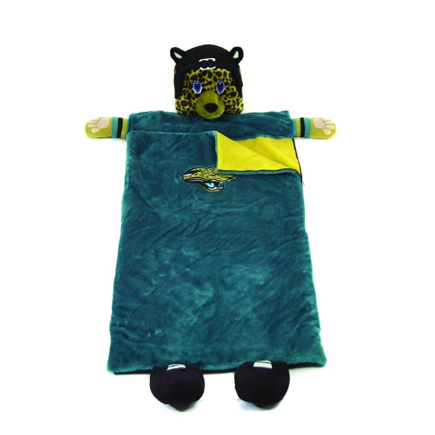 Jacksonville Jaguars Mascot Sleeping Bag New and awesome outdoor