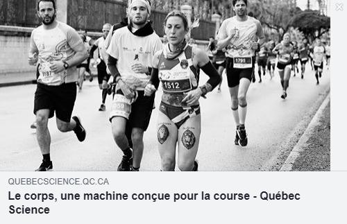 Le Corps Une Machine Concue Pour La Course Https Goo Gl Ev2h1y Des Adaptations Physiologiques Apparues Il Y A Plus De 2 Mil Osteopathie Athletisme Handball