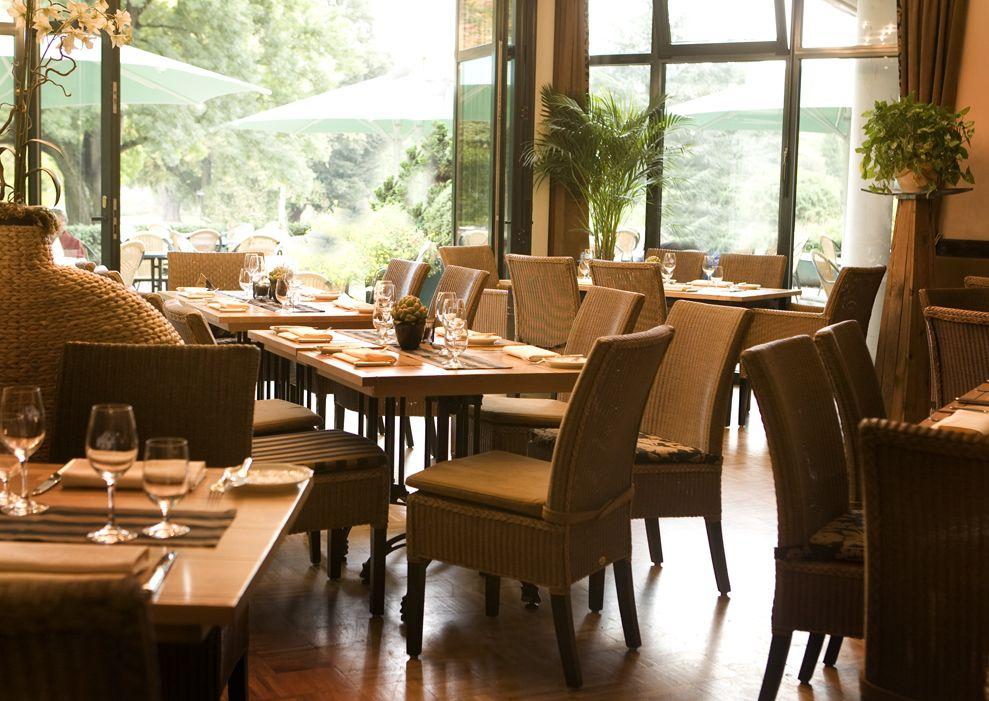 Wintergarten Im Nells Park Hotel Trier Wintergarten Restaurant Terrasse Restaurant